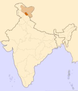 Le Zanskar (Inde)